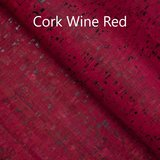 Cork Wine Red