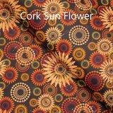 Cork Sun Flower