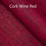 Cork Wine Red