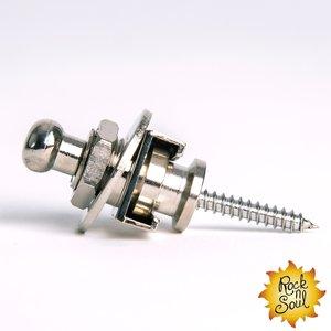 Straplock nikkel 01